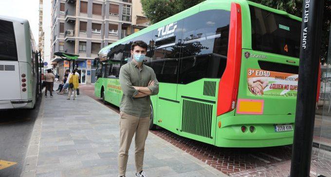 Castelló activa un servicio especial de transporte durante la semana de Todos los Santos