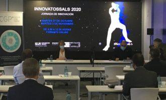 Ferrando defensa el compromís de la Diputació amb les empreses de la província a Innovatossals