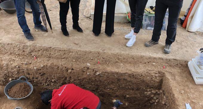 La tercera campanya de les exhumacions de Castelló arriba a l'equador després de recuperar 23 cossos