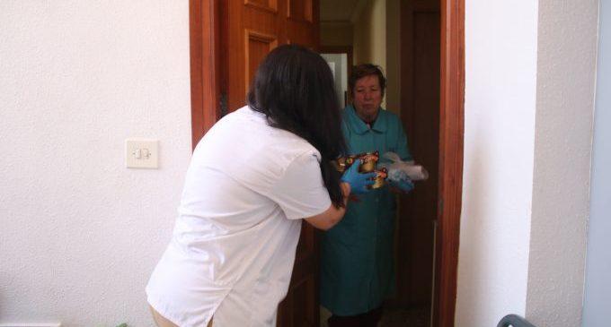 Onda reforça l'atenció domiciliària per a ajudar als veïns que han de guardar quarantena davant la Covid-19