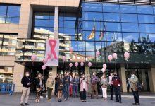 Almassora se suma a la lluita contra el càncer de mama