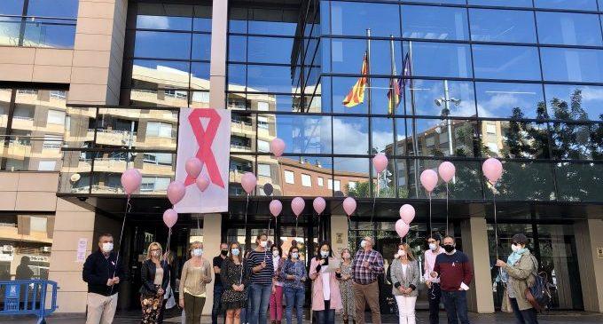 Almassora se suma a la lucha contra el cáncer de mama