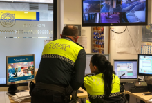 La Policia Local efectua 10 sancions a Almassora durant el pont d'octubre