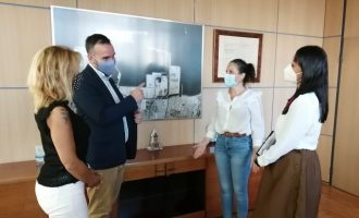 Almassora i el PortCastelló tixen aliances per la zona logística