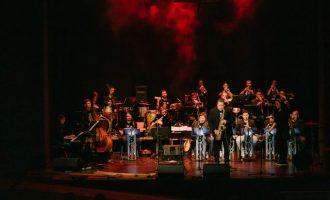 La Borriana Big Band presenta el seu nou disc en el Teatre Payà