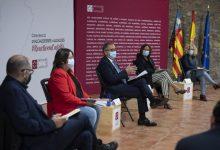 Martí destaca los 4,2 millones invertidos en 2020 en el Baix Maestrat, «el año en el que la Diputación ha destinado más dinero que nunca a los municipios»