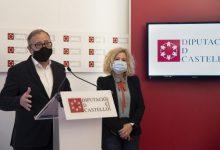 La Diputació de Castelló s'adhereix al Fons de Cooperació Municipal per a Municipis Turístics de la Generalitat, aportant 1,25 milions d'euros