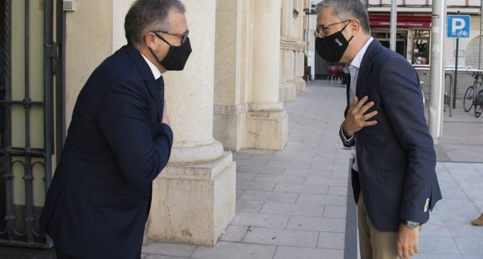 La Diputació i la Conselleria de Política Territorial acorden l'elaboració d'un pla global i integral de transport a la demanda a l'interior de Castelló