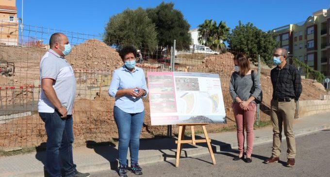 Onda continúa ejecutando el plan de embellecimiento Onda Bonica con la remodelación del solar de la Sarratella