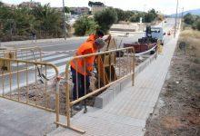 Onda inicia les obres de la xarxa de carrils bici que unirà el baixador de Betxí amb la Serra Espadà