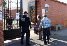 Onda reforça la vigilància policial en el cementeri per a garantir el compliment del protocol anticovid