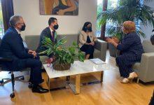 Martí reivindica a la ministra Política Territorial la urgència d'agilitar els tràmits administratius en els xicotets ajuntaments