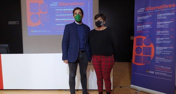 Yayo Herrero inaugurarà les Jornades Construint i Alimentant Alternatives amb una reflexió sobre les crisis per la covid-19 i ambiental