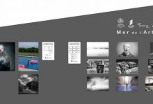 Cultura y la Agrupación Sarthou Carreres convierten el templete de la plaza Mayor de Vila-real en un Muro del arte visual