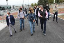 Castelló amplia la seua xarxa d'instal·lacions esportives municipals amb el Parc Ciclista