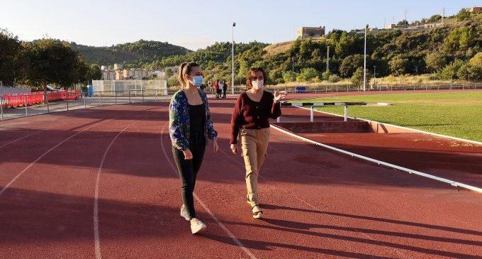 L'Ajuntament de la Vall d'Uixó trau a licitació l'obra de reforma de la Pista d'Atletisme