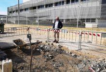 L'Ajuntament de la Vall d'Uixó realitza millores en el Polígon Mesquita