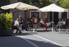 Castelló anul·larà la taxa de terrasses fins a final d'any i reduirà la de fems a l'hostaleria pel seu tancament