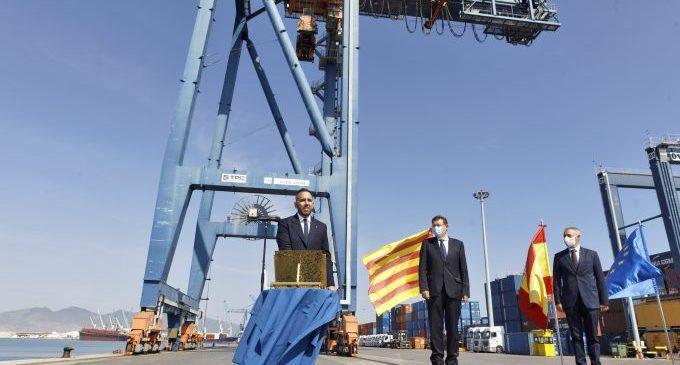 """Simó: """"Hem d'anar de la mà perquè Port Castelló continue marcant el futur de la província"""""""