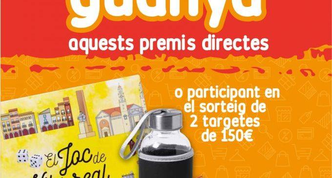 Una nueva campaña de 'rasca y gana' reactivarà el comercio local de Vila-real