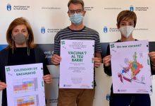 La Vall d'Uixó traslada la campaña de vacunación de gripe a los centros sociales para las personas mayores de 65 años