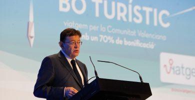 """Puig presenta el Bono Turístico """"Viatgem"""" y corredores turísticos seguros con países europeos"""