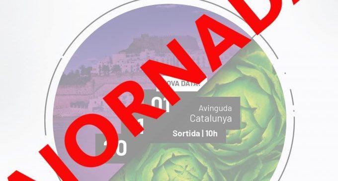 El Medio Maratón de la Carxofa de Benicarló se vuelve a aplazar por la incidencia de la pandemia