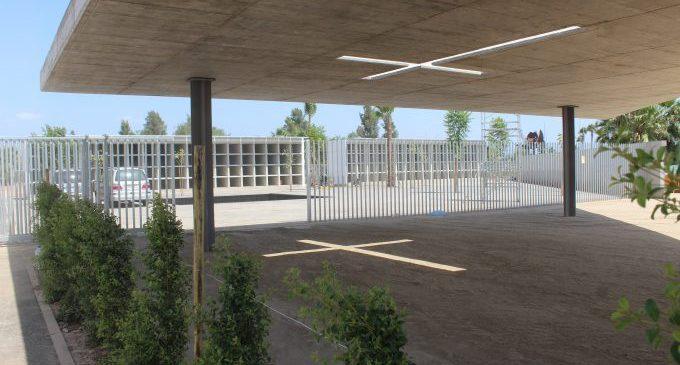 Borriana facilita amb horaris ininterromputs les visites al cementeri per Tots Sants