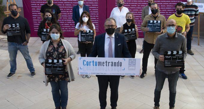 'Cortometrando' passa de la ficció al documental i retratarà la pandèmia a sis municipis de l'interior de Castelló
