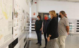 Borriana exposa les propostes del concurs d'idees per a l'adequació del centre urbà