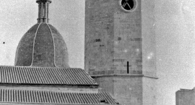 Una exposició inicia els actes de commemoració del 75 aniversari de la reconstrucció del Campanar de Borriana