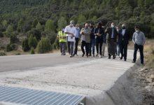 José Martí i Manuel Rando destaquen les inversions en carreteres a Castelló i Terol per a afrontar el repte demogràfic i reforçar el turisme en el Maestrat