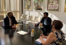 La Diputació i Cultura de la Generalitat avancen en la recuperació de Sant Joan de Penyagolosa