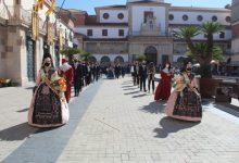 Nules celebra la festivitat de la Mare de Déu de la Soledat
