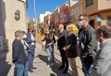 Comença la renovació de les infraestructures hidràuliques i millora viària del carrer Xacó de la Vall d'Uixó