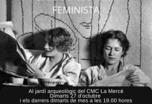Borriana reprèn el 'Club de lectura feminista' en el CMC la Mercè