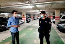 Policía Local favorecerá la rotación de vehículos en el parking de la plaza de Padre Tomás de Benicarló