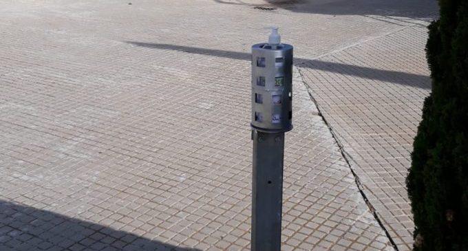 La Brigada Municipal de Vinaròs ejecuta trabajos de mejora a la ciudad