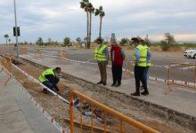 Burriana avanza en el Plan de renovación de las redes de abastecimiento y alcantarillado