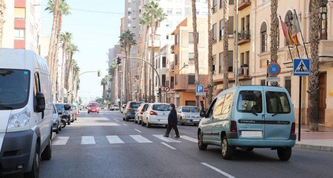 Castelló convoca als agents socials que participaran en la reforma de l'avinguda Lledó
