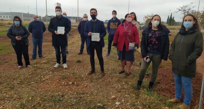 Castelló col·labora en un curs d'agricultura ecològica amb perspectiva de gènere de l'hort formatiu de San Lorenzo
