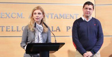 Castelló aprova la tercera rebaixa de l'ICIO i amplia suspensions de taxes per a impulsar la recuperació