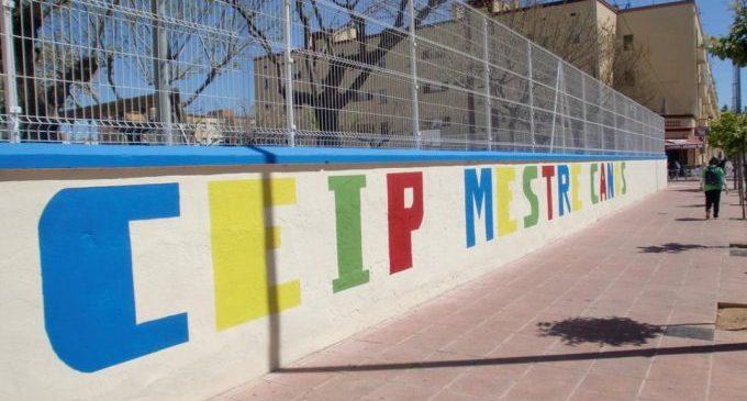 Castelló sol·licitarà les competències per a renovar el CEIP Mestre Canós