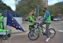 Castelló visibiliza su red ciclista de sello europeo y avanza en el diseño de un modelo urbano sostenible