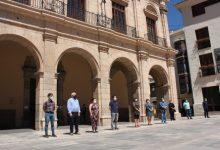 El Ayuntamiento de Castelló busca la unidad en la Declaración Institucional del 25-N