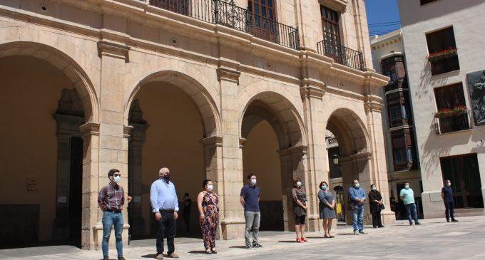 L'Ajuntament de Castelló busca la unitat en la Declaració Institucional del 25-N