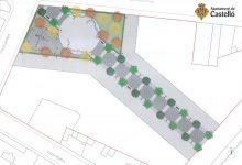 Castelló comptarà amb una nova zona verda al costat de l'avinguda Doctor Clará de més de 2.800 m²