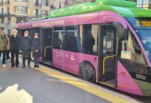 Obras Públicas estrena la nueva parada 'La Farola' del TRAM de Castelló