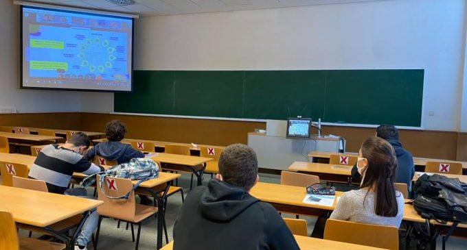 La Diputació de Castelló i la UJI apropen el Pacte Verd Europeu a l'estudiantat universitari