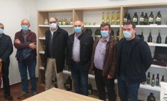 Ignasi Garcia aposta per reproduir el model de la Salzadella a la zona de l'Alt Palància
